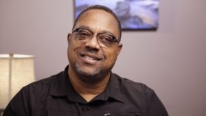 Anthony the dental implant patient in Anacortes, WA