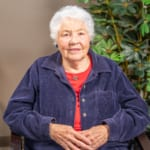Charlotte the dental implant patient in Anacortes, WA